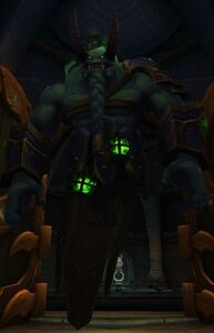 Image of Grimhorn the Enslaver