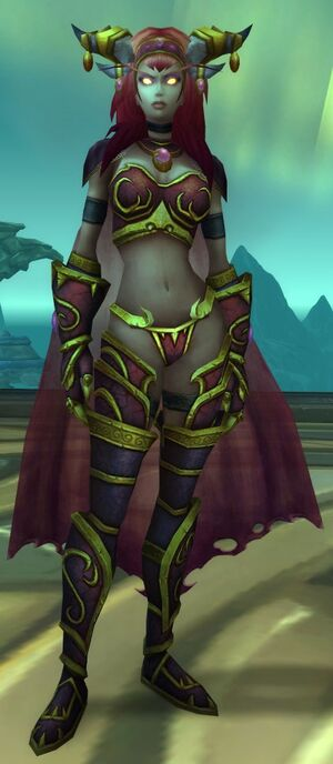 Alexstrasza - Wowpedia - Your wiki guide to the World of Warcraft