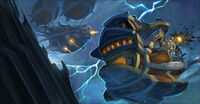 Image of Icecrown Gunship Battle