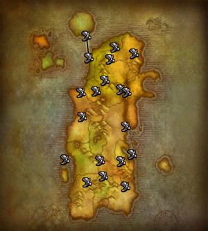 Image Result For Horde Flight Paths