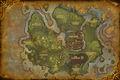 Map of Gilneas