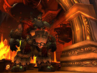 Image of Ignis the Furnace Master
