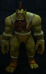 Image of Commander Gor'shak