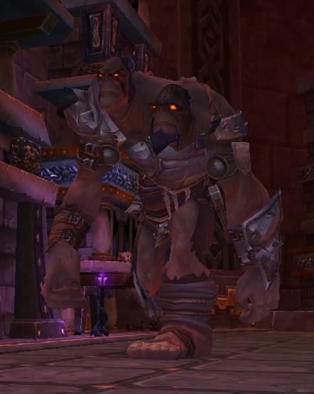 Forgemaster Throngus, of Grim Batol