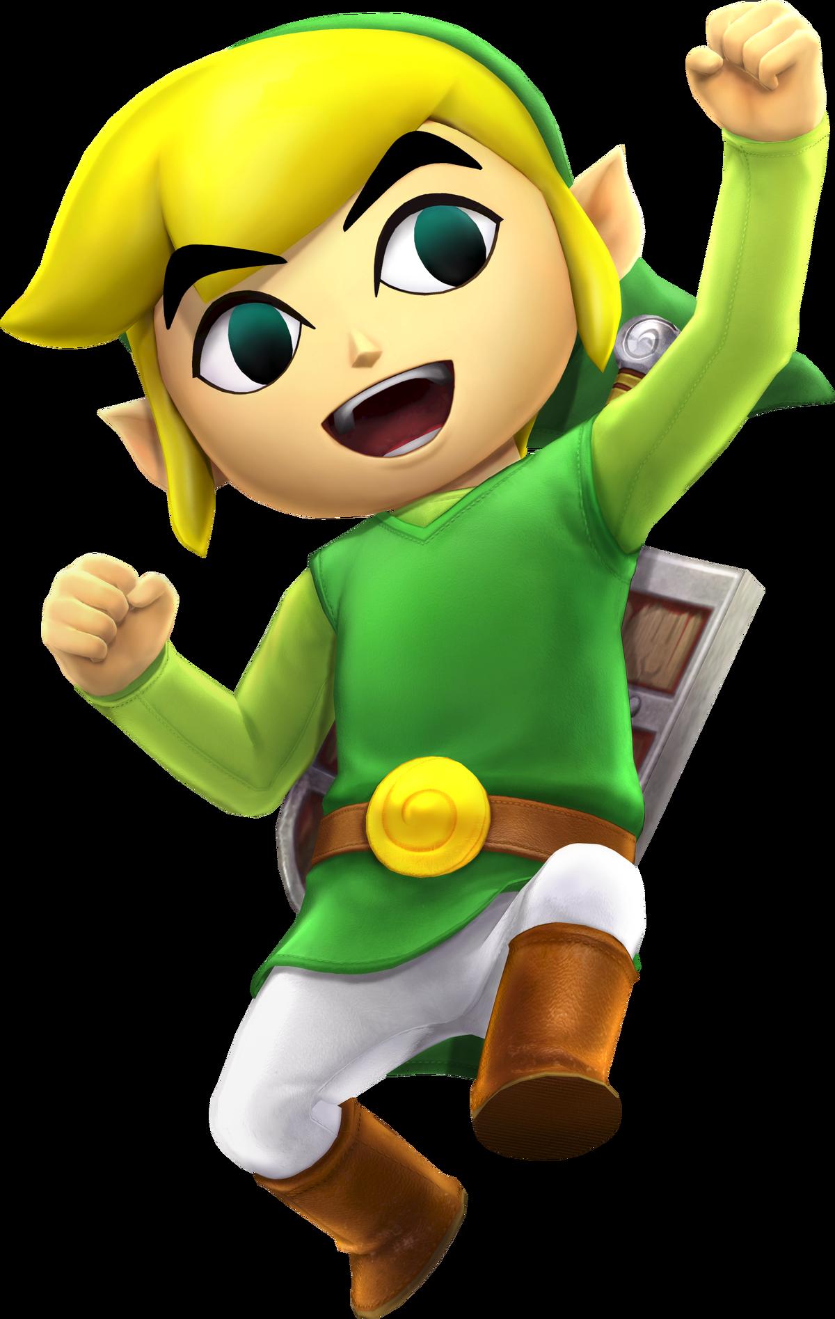 Toon Link - Zelda Wiki