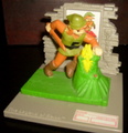 TLoZ Link Fighting Gleeok Figure.png