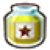 Yellow Potion sprite from A Link Between Worlds