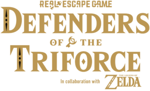 Resultado de imagen de DEFENDERS OF THE TRIFORCE LOGO