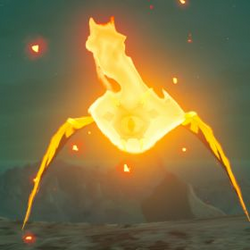 BotW Hyrule Compendium Fire Keese.png