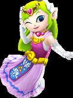 HWL Toon Zelda Artwork.png