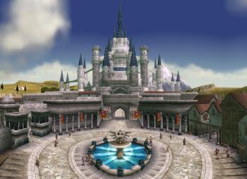"""Kyouga """"Agares"""" Minamoto-Yukimura 350px-Hyrule_Castle_Twilight_Princess"""