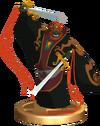 SSBB Ganondorf (Wind Waker) Trophy Model.png