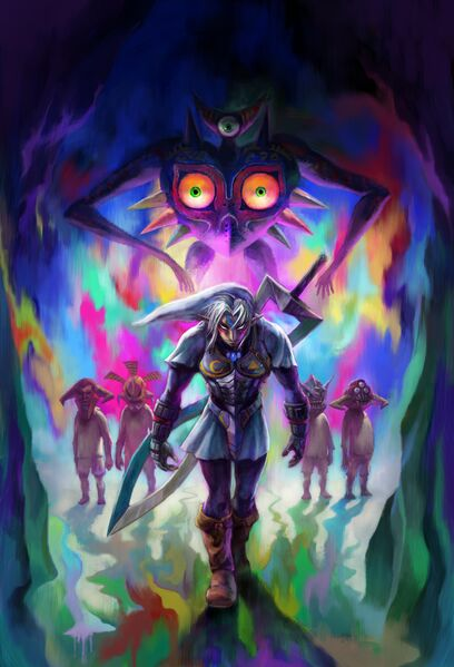 File:MM3D Fierce Deity and Majora.jpg