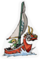 SSBB King of Red Lions & Link Sticker Icon.png