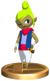 SSBB Tetra Trophy Model.png
