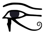 Ancient Egyptian Eye Symbol