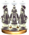 SSBB Sages Trophy Model.png