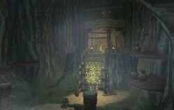 Twilight princess forest temple