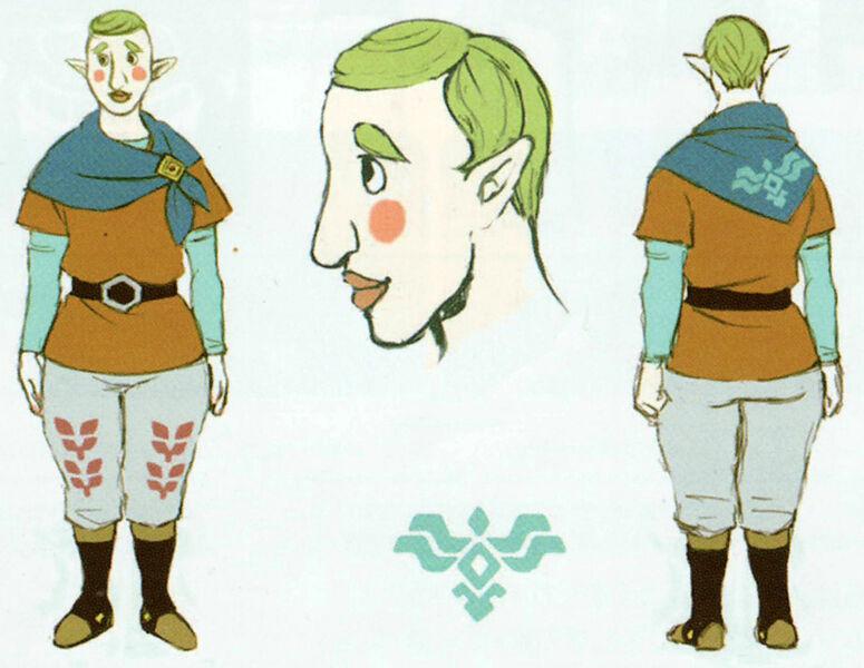 The Origin of the Royal Crest - Theorizing - Zelda Universe