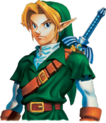Ocarina of Time: Adult Link Render by Nibroc-Rock on DeviantArt