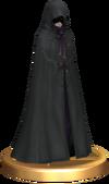 SSBB Robed Zelda (With Hood) Trophy Model.png