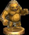 SSBB Goron Trophy Model.png
