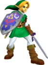 SSBM Link Artwork.png
