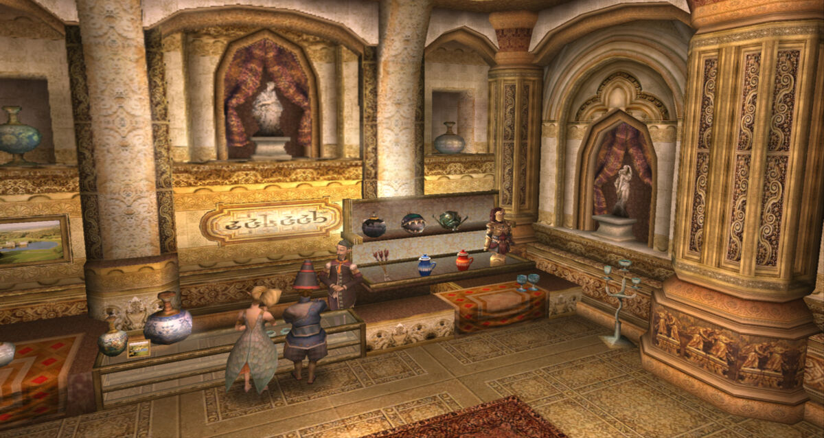 Twilight Princess Castle Town Shop With Shoes