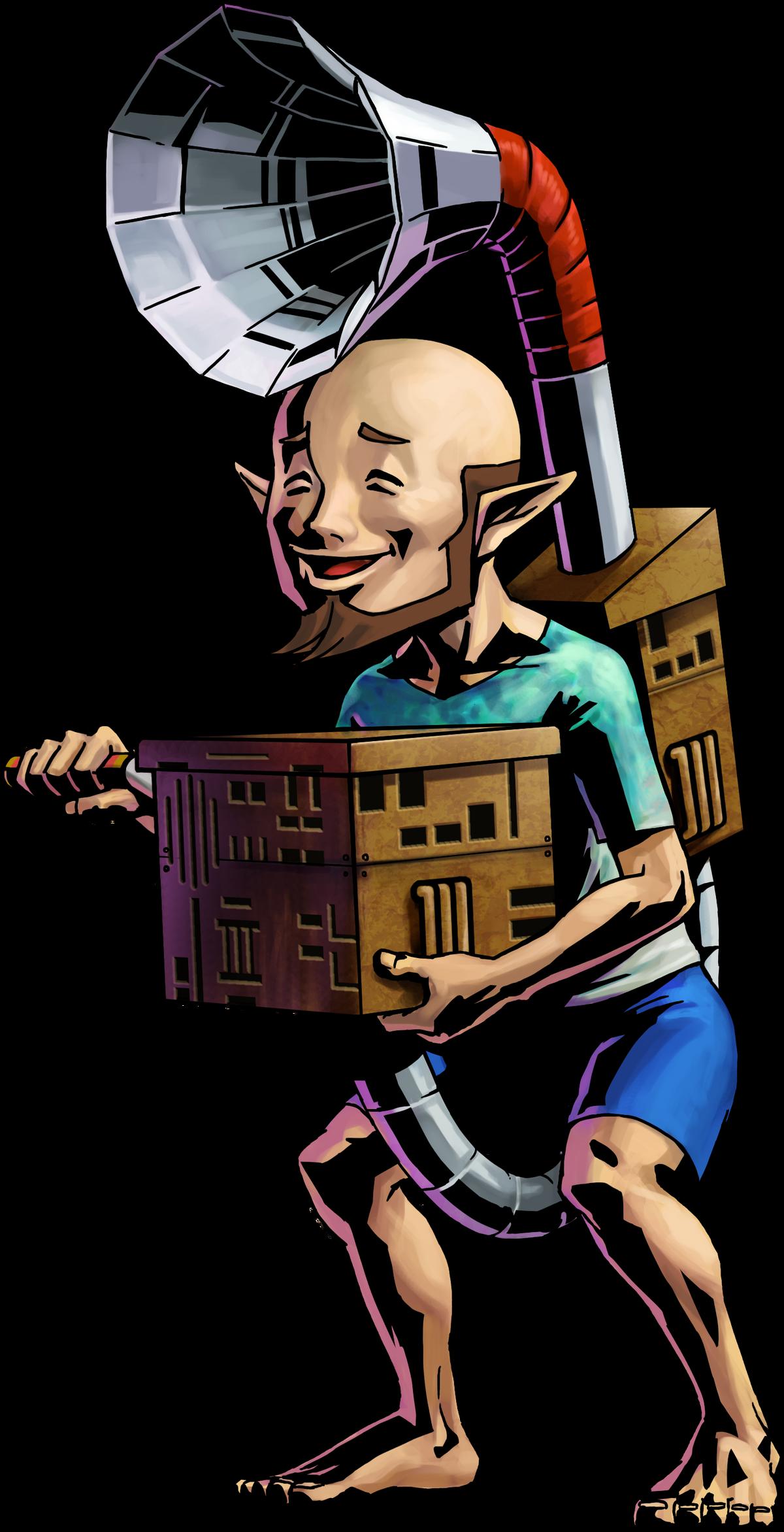 Guru-Guru - Zelda Wiki
