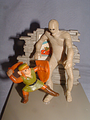 TLoZ Link Fighting a Gibdo Figure.png