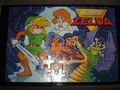 TLoZ Link Fighting Aquamentus Jigsaw Puzzle.png