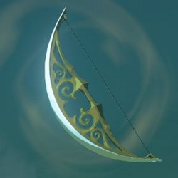 BotW Hyrule Compendium Bow of Light.png