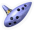 SSBB Ocarina of Time Sticker Icon.png