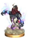 SSBB Beast Ganon Trophy Model.png
