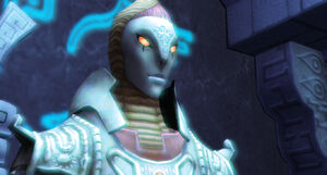 Zant, a prominent member of the Twili race