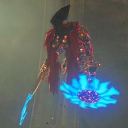 BotW Hyrule Compendium Thunderblight Ganon.png