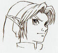 Oot Link facial expression concept.jpg